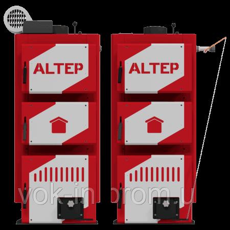 Твердотопливный котел АЛЬТЕП Classic Plus 20 кВт