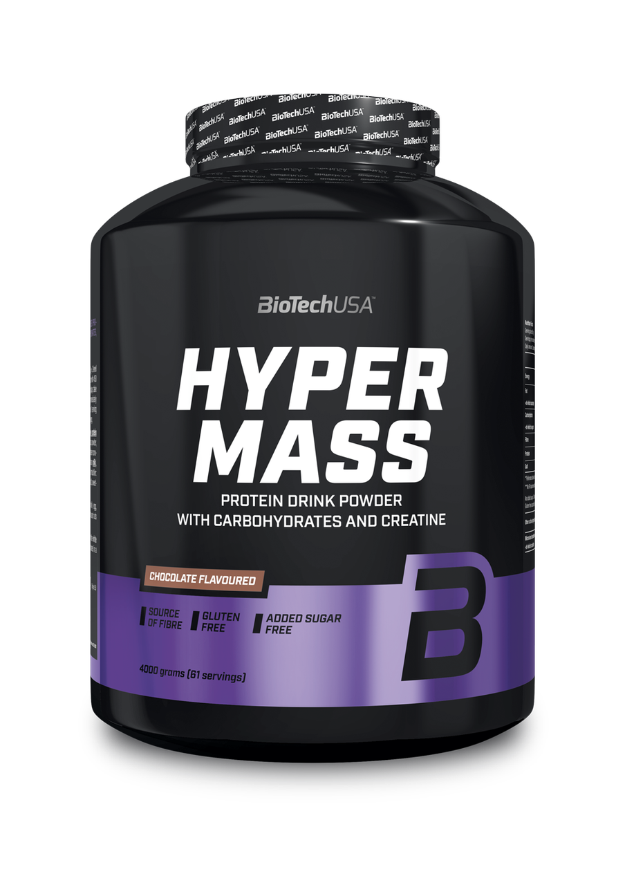 Гейнер Hyper Mass (4 кг) BioTech USA
