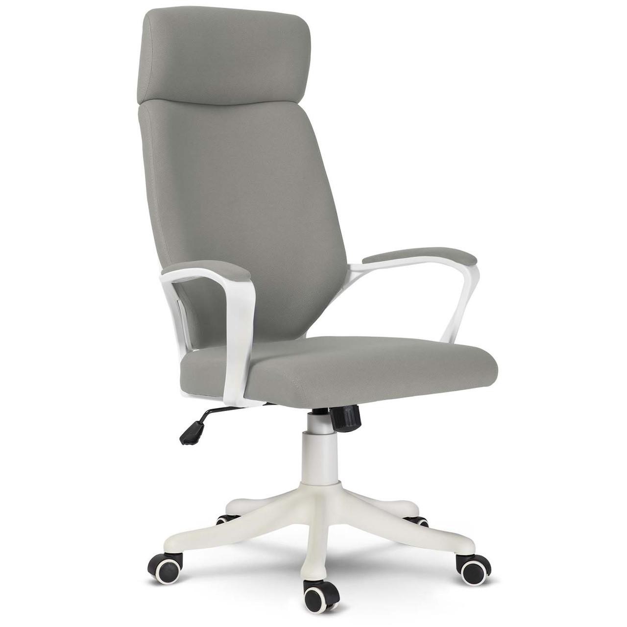 Крісло офісне Nostro Plus сірий (9179)