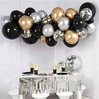 Комплект шаров для арки ( 42 шт ) 010