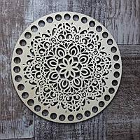 Круглое донышко для вязанных корзин Shasheltoys (100188)
