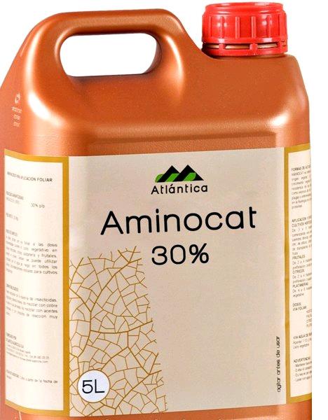"""Органо-минеральное удобрение Aminocat 30%, 5 л, """"ВИТЕРРА"""""""