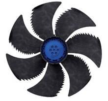 Осьовий вентилятор Ziehl-Abegg FN035-4EK.WD.V7