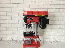 ✔️ Сверлильный станок MAX MXDP-16-1   с тисками, 1600Вт, Патрон-16мм, фото 2
