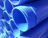 Обсадная труба для скважин Evci Plastik ПВХ d110х4,5мм