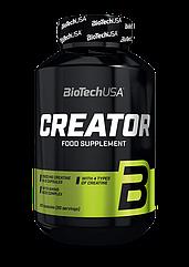 Креатин CreaTOR (120 кап) BioTech USA