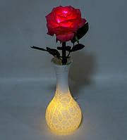 Ночник Роза с LED-подсветкой LP-10