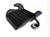 Бустер Lionelo 15-36 кг автокресло черное без чехла