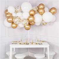 Комплект шаров для арки ( 42 шт ) 011