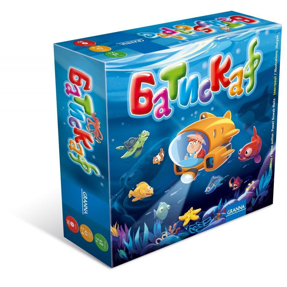 Granna Батискаф, настольная игра для развития детей