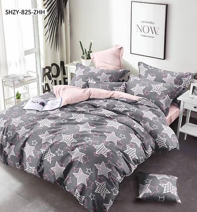 Постельное белье Ночные огни сатин ТМ Комфорт-Текстиль (Семейный), фото 2