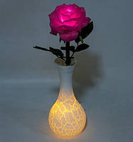 Ночник Роза с LED-подсветкой LP-11. Светящиеся цветы