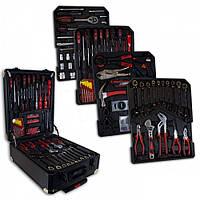 Набор инструментов в чемодане Swiss Kraft 408 предметов