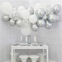 Комплект шаров для арки ( 42 шт ) 012