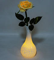 Ночник Роза с LED-подсветкой LP-09. Светящиеся цветы
