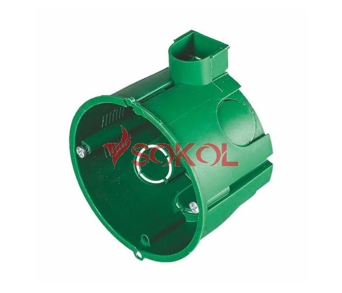 IMT35100 установочная коробка SCHNEIDER ELECTRIC для сплошных стен 65Х45