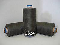 Нитка AMANN Saba c №50 500м.col 0324 серый (шт.)