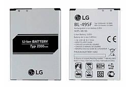 Аккумулятор для LG BL-49SF