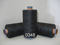 Нитка AMANN Saba c №50 500м.col 0348 т.серый (шт.)