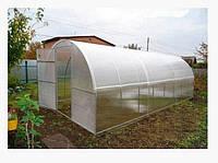 Теплица Oscar Plus Садовод Элит 12 м² (300х400х200 см) 8 мм Сотовый Поликарбонат (osc_teplitsa15)