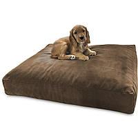 Подушка для собаки 70*50*12 см Ассортимент цветов и размеров