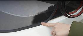 Уплотнитель лобового и заднего стекла автомобильный универсальный  Y Keeper 3M, фото 2