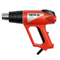 Будівельний фен YATO 2000 Вт 350°- 550°C (YT-82288)