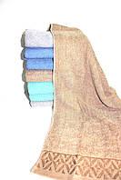 Полотенце банное № В237 (уп. 8 шт.) Хлопок, фото 1