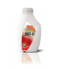 Жидкость тормозная PRIS DOT-4  475мл