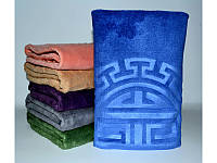 Набор полотенец 100х50 см (микрофибра)