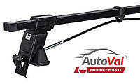 Багажник на гладкую крышу Ford Mondeo mk I Hatchback 93-95 Amos AM-8