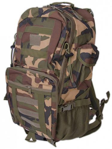 Практичный городской рюкзак из нейлона  Innturt 40 л Large A1021-5 camouflage, камуфляжный