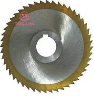 Фреза дискова ф80х4, z=64/z=32 Р6М5