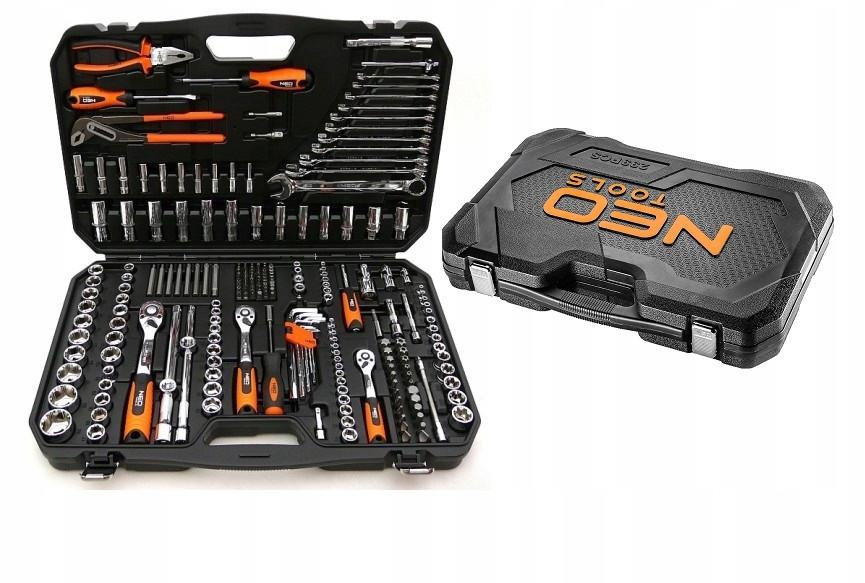 Набір інструментів Neo Tools 08-681 (233 предмета)
