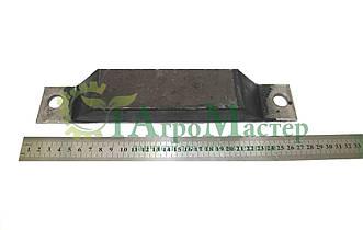 Подушка опоры двигателя (пластина) 150.00.073 (Т-150, СМД-60)