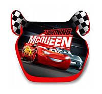 Автокресло для мальчика, бустер 25-36 кг, группа 3,Disney тачки MCCWEEN.