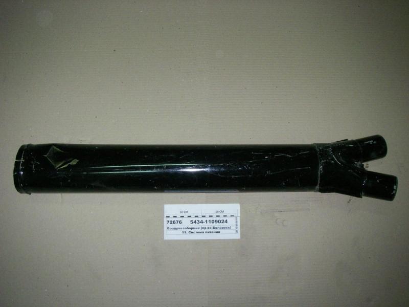 Воздухозаборник (плоский, пластмассовый) каб.6430  (пр-во ОЗАА), 64302-1109025