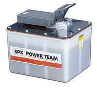 Гидравлические насосы с пневматическим приводом серии PA6. Производительность 98 см3/мин.
