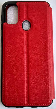 """Чехол-книжка """"Dragon Standart"""" Samsung M307 / M30S красный, фото 2"""
