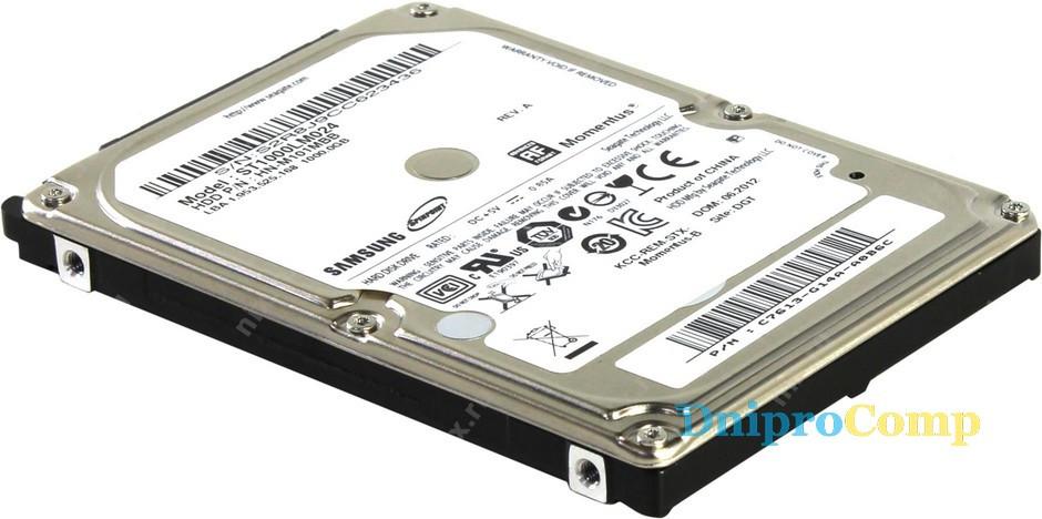 Жесткий диск для ноутбука 2.5 1000GB 5400 rpm