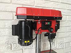 ✔️ Сверлильный станок MAX MXDP-16-1 . 1600W . + тиски, фото 3