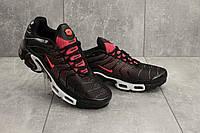 Мужские кроссовки текстильные весна/осень черные Ditof TN-3