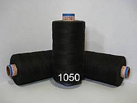 Нитка AMANN Saba c №50 500м.col 1050 т.коричневый (шт.)