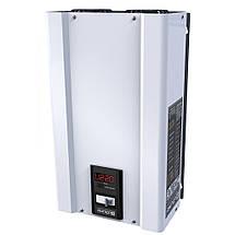 Стабилизатор напряжения однофазный бытовой АМПЕР У 12-1/50 v2.0 11кВт, фото 3
