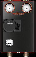 Насосная группа Termojet НГ-49/49л с термокраном (HERZ) в кожухе без насоса, под насос базой 130мм, Dn25