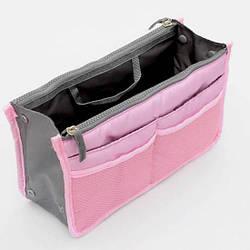 Органайзер Bag in bag maxi, розовый (108656)
