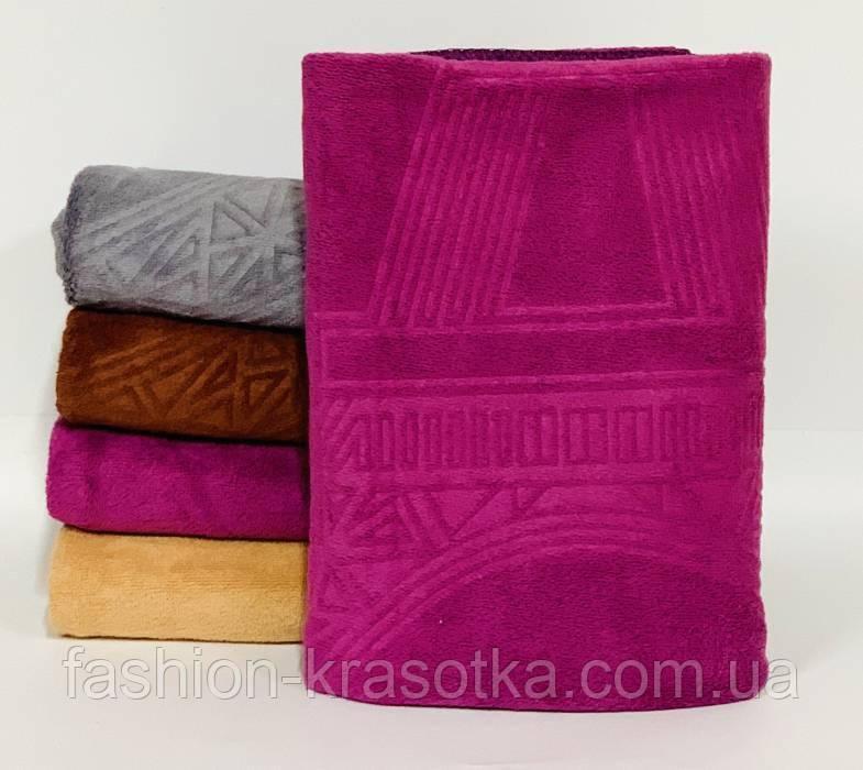 Лицевое полотенце Париж,ткань микрофибра,размеры:100*50 см