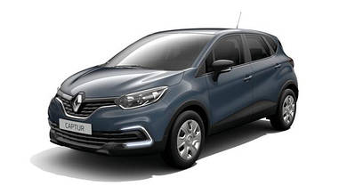 Чехлы на Renault Captur