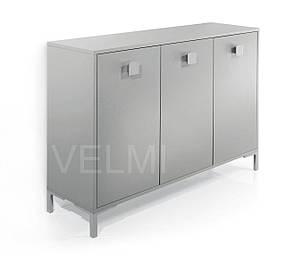 Лаборатория для парикмахерской VM502 ДСП Swisspan Пепельный (Velmi TM)