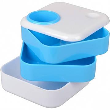 Стакан для ручек пластиковый                                                                      Артикул: 568, фото 2